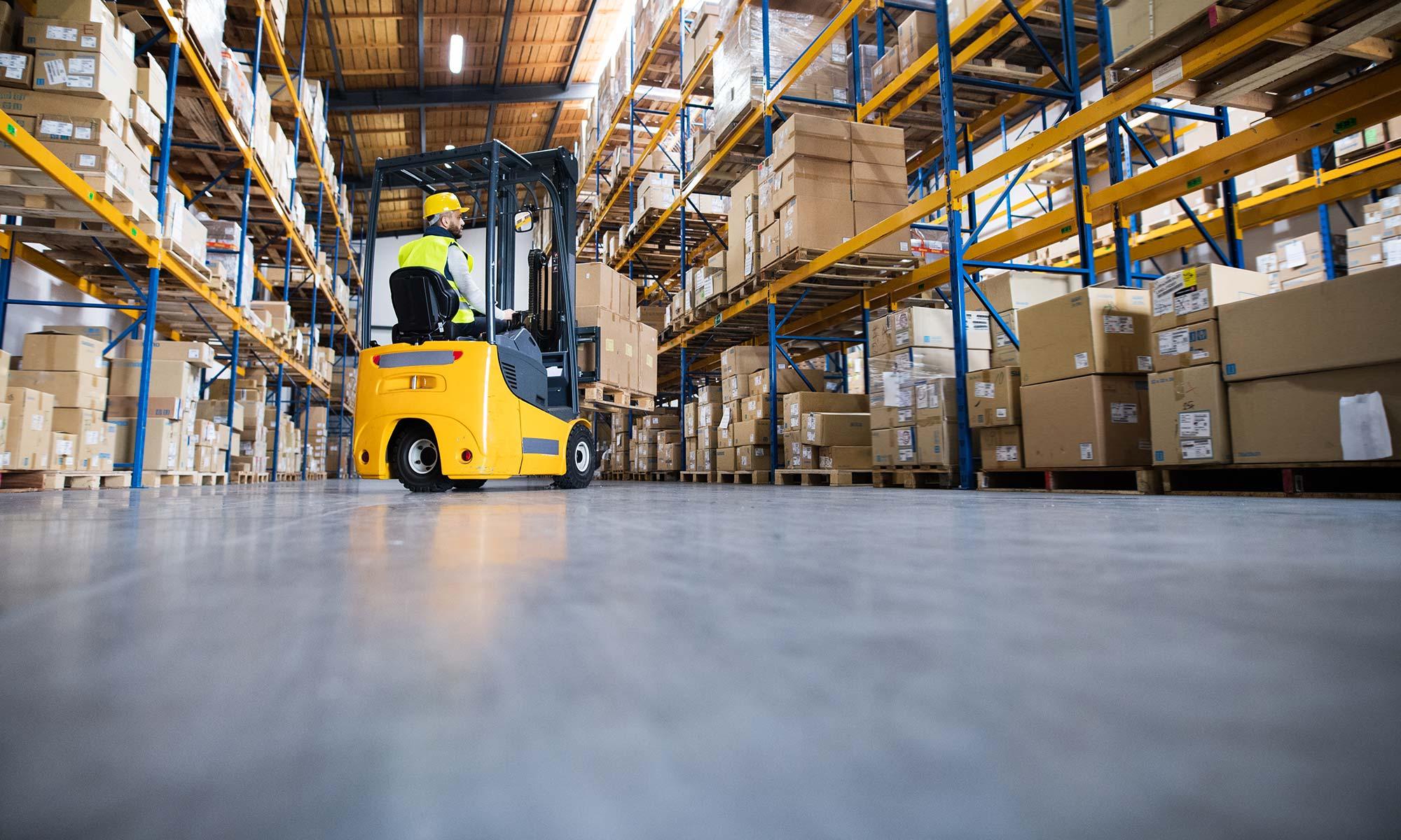 Soluzioni logistiche industriali